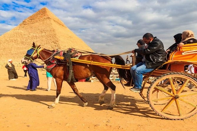 8-Hour Private Tour Giza and Cairo