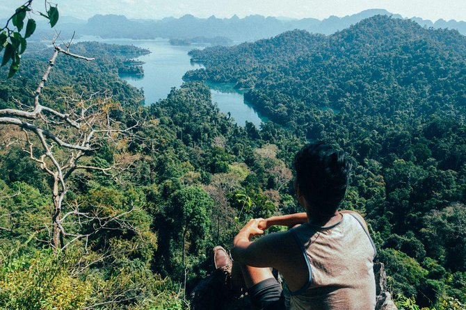 2 Days 1 Night Khao Sok National Park Tour from Krabi