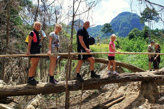 Khao Sok Jungle Safari Full Day Tour from Phuket