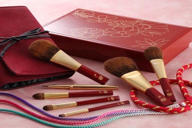 Makeup Brush Making Experience in the World's Brushes Town ; Kumano, Hiroshima