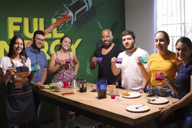 From Seeds to Cup Workshop