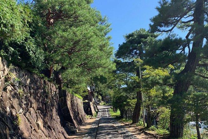 Higashiyama walking course in Takayama city guide (About 70 min)