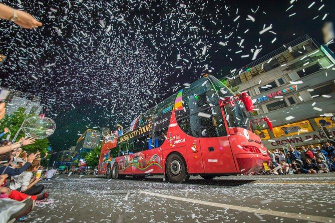 Daegu Hop on Hop off City Tour Bus Discount Ticket