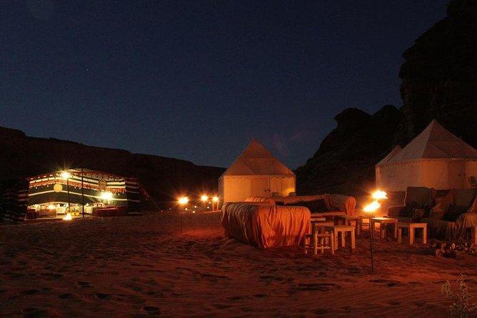Wadi Rum Day Tour