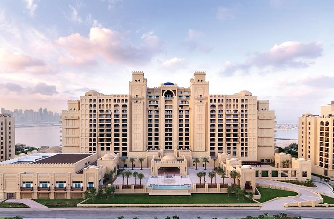 DUBAI BEACH PACKAGE FAIRMONT THE PALM HOTEL - 4 Days / 3 Nights