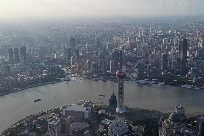 A private day tour by metro with Shanghai Tower, Shanghai Zoo and Nanjing Road photo 4