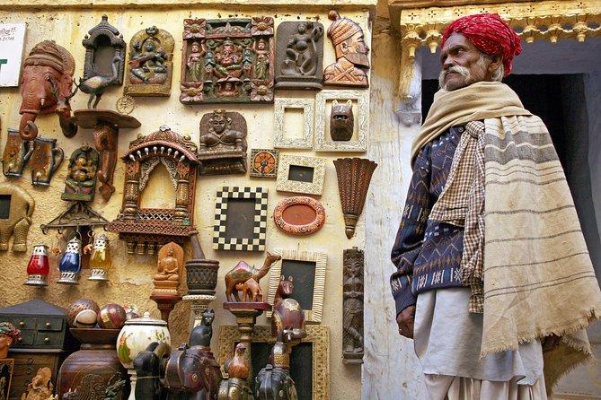 Jaisalmer Shopping Tour