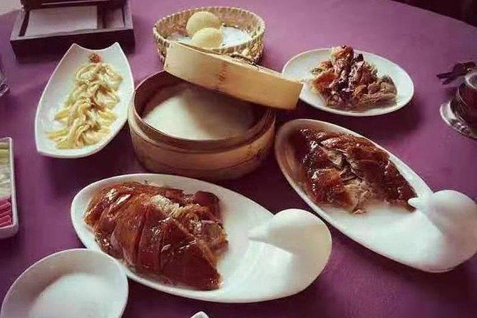 Take you to taste Beijing Cuisine & Various Traditional Snacks