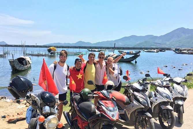 Hue to Hoi An with Amazing Easy Riders