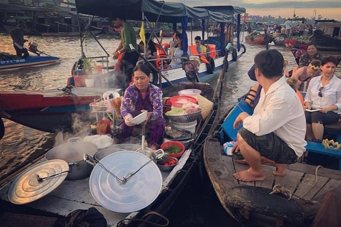 Private Mekong Delta 2 days 1 night (HCMC- Cai Be- Can Tho- HCMC)