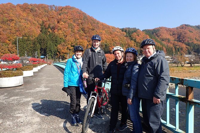 Morning Cycling Tour in Hida-Furukawa photo 1