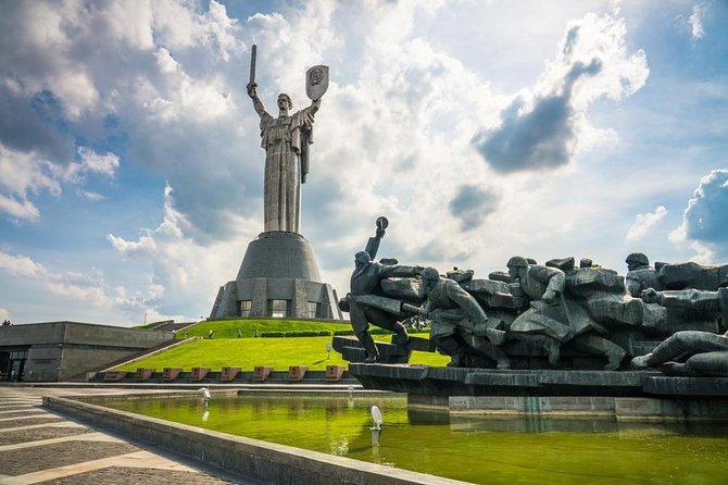 Luxury Private Sightseeing Tour In Kiev By Minivan