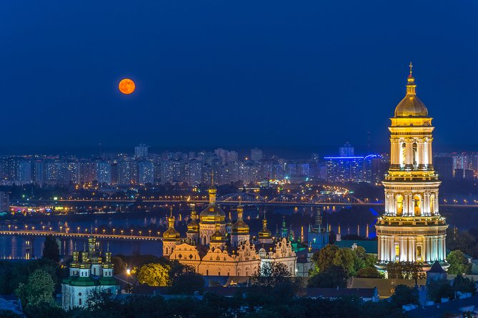 Private Sightseeing Tour In Kiev By Car