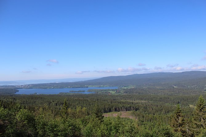 Oslo Hiking - Great lake tour