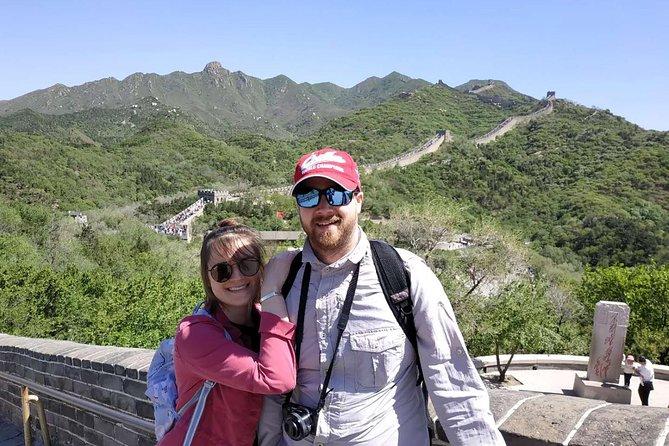 Private 1-Day Great Wall of China Tour to Juyongguan Pass, Badaling & Mutianyu