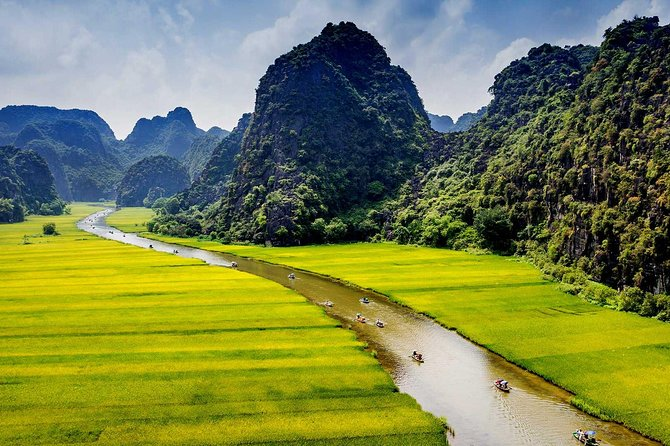 Private Tour Ninh Binh 1 Day