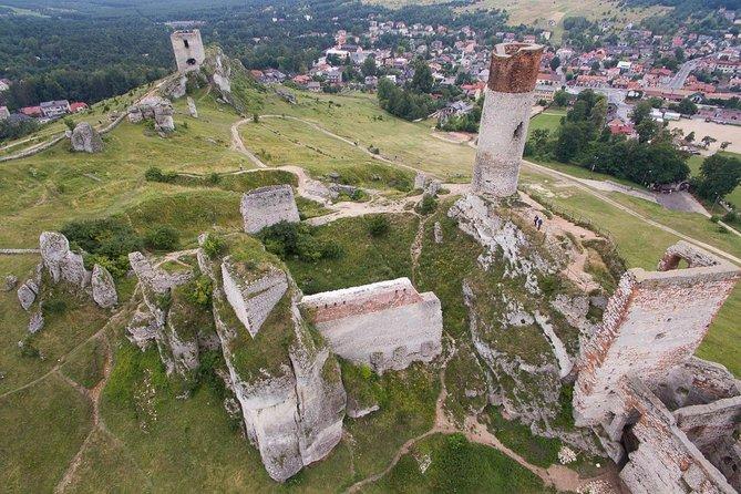 Zamek w Olsztynie Entrance Ticket