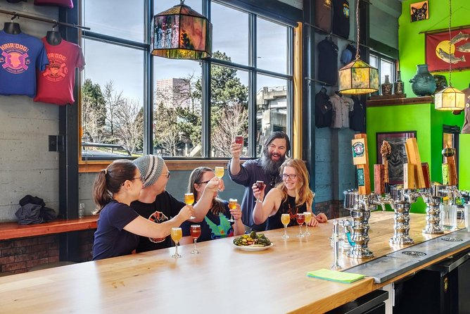Craft Breweries of Portland's Eastside Bike Tour
