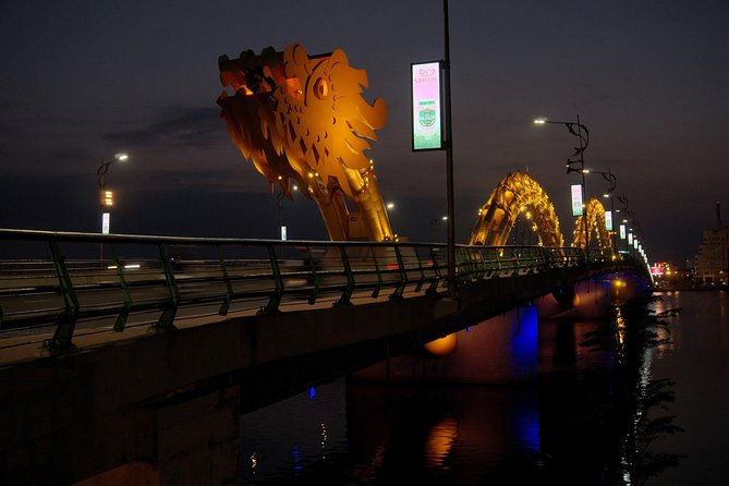 Danang Riverside by Night Photo Tour photo 4