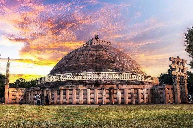 Bhopal, Sanchi & Bhimbetka UNESCO WHS Tour (4 Days)