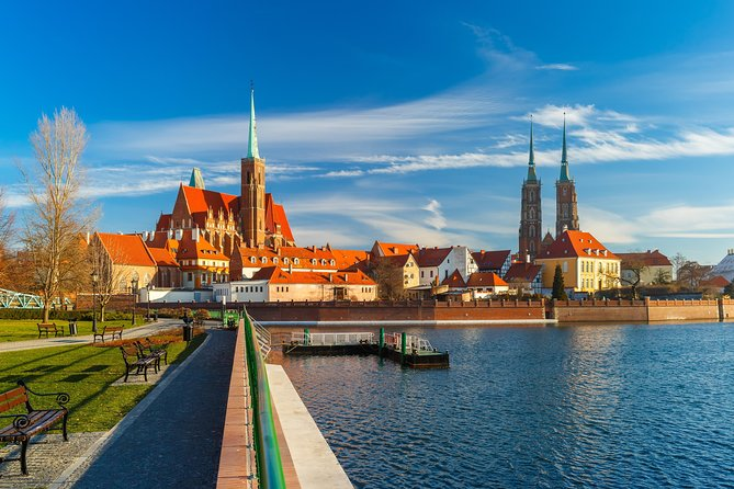 Wroclaw- one day tour from Krakow