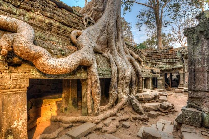 Private Tour in the Kingdom of Wonder (Big Circuit-Angkor Complex)