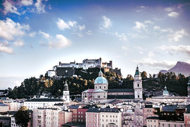 Salzburg is Sound of Music (private tour of St.Gilgen and Salazburg from Vienna) photo 1