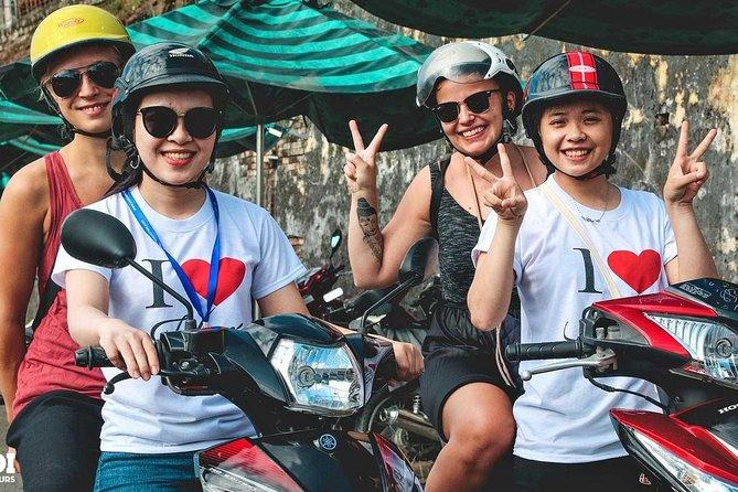 Hanoi Customized Tour by Motobike - 3,5 timmar