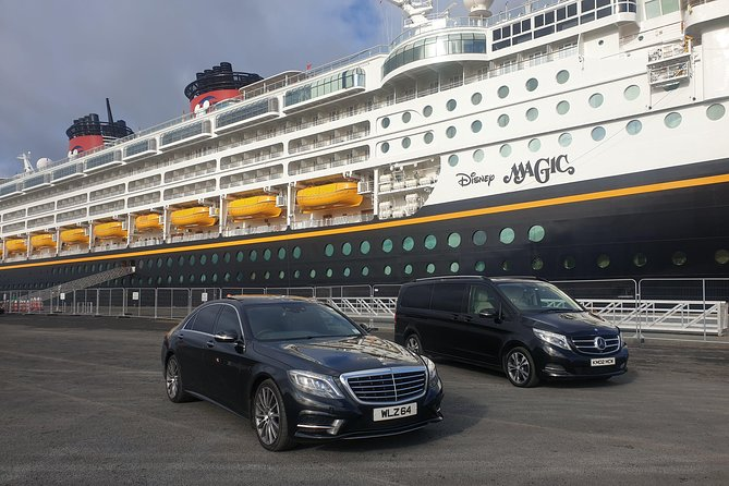 Transportation and tours available from Cruise ships, ferry terminals, hotels, Airports, anywhere you desire