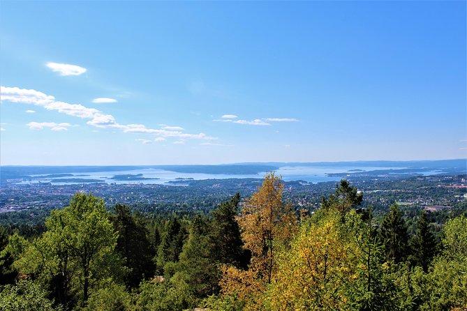 Oslo Hiking - View of the Oslofjord walk
