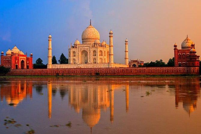 Taj Mahal Tour From Delhi: Private and All inclusive.