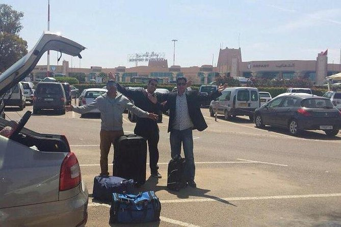 "Transfers from ""Al Massira"" Airport Agadir"