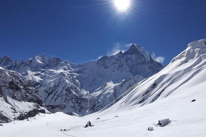 11 Days Exciting Poonhill And Massif Annapurana Base Camp Trek From Kathmandu.