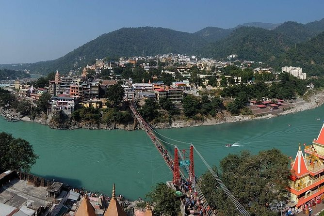 Affordable transfer from Delhi to Rishikesh