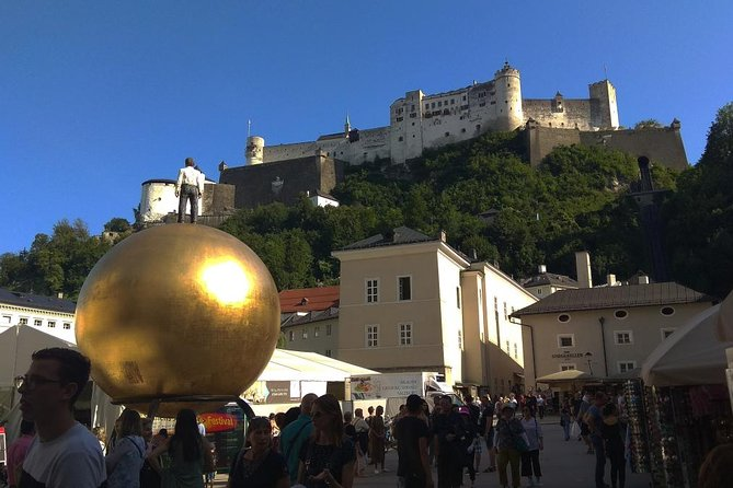 Salzburg is Sound of Music (private tour of St.Gilgen and Salazburg from Vienna) photo 13