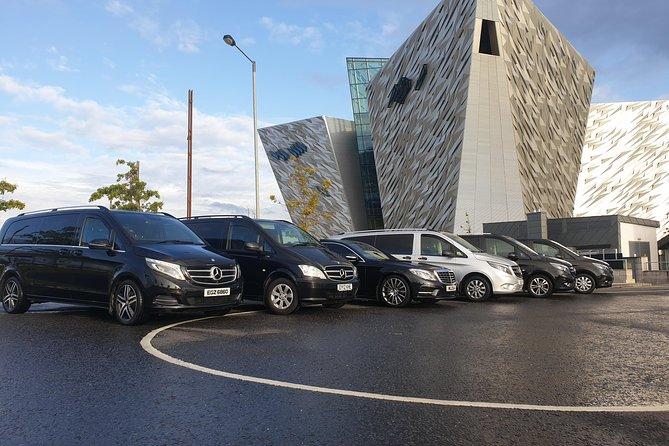 Mercedes S class VIP Executive Chauffeur transportation service
