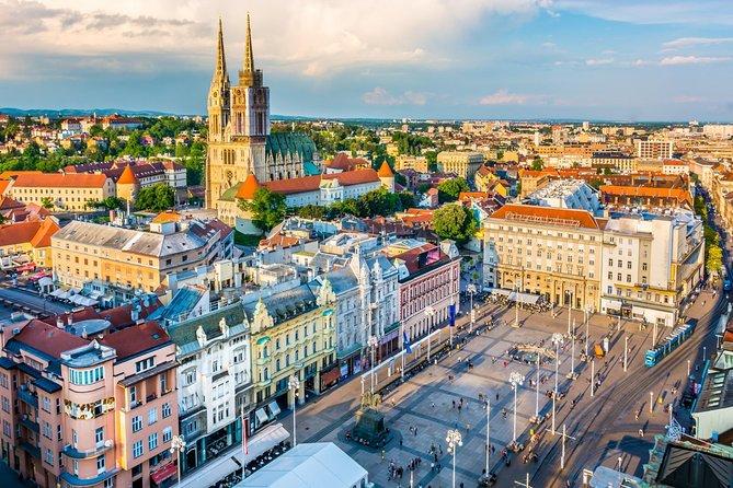 Destaques de três países Balcãs: viagem de 8 dias saindo de Zagreb