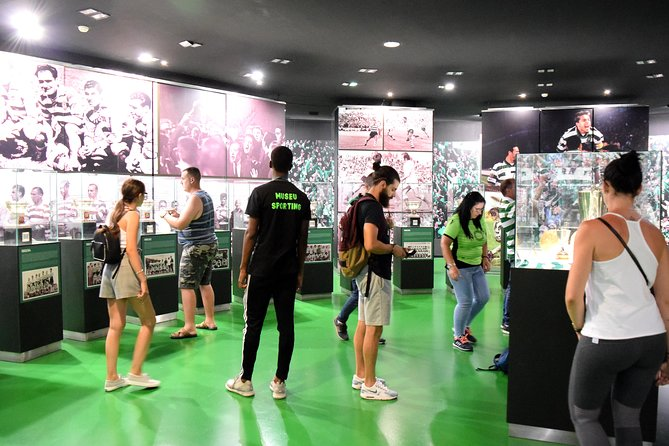 Sporting CP - Stadium and Museum Tour photo 4