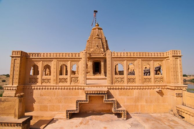 Spiritual Tour of Jaisalmer - A Guided Temple Tour
