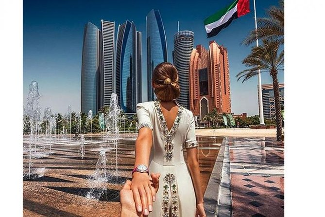 Abu Dhabi private City Tour - A journey to The Capital(outdoor activities )