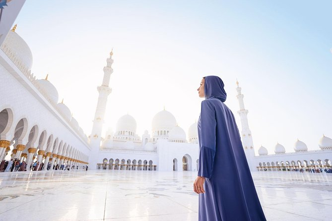Abu Dhabi private City Tour - A journey to The Capital(tours & Sightseeing )