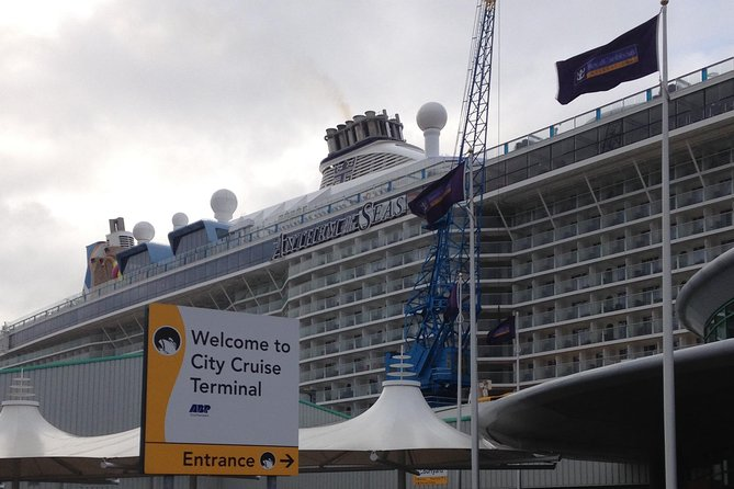 London To Southampton Cruise Terminals With Gratuity Included