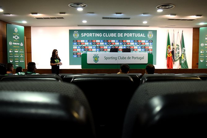 Sporting CP - Stadium and Museum Tour photo 7