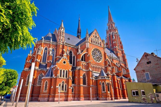 Daytrip Zagreb- Kopacki rit- Osijek