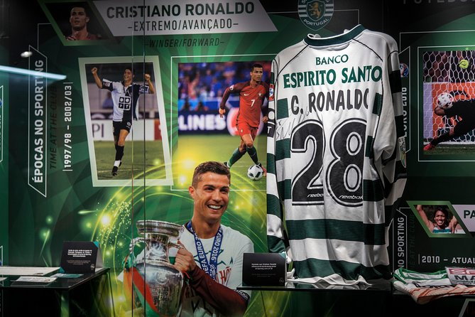 Sporting CP - Stadium and Museum Tour photo 3
