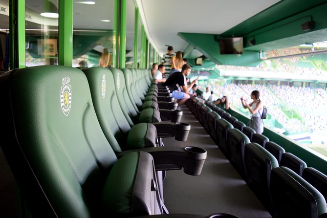 Sporting CP - Stadium and Museum Tour photo 8