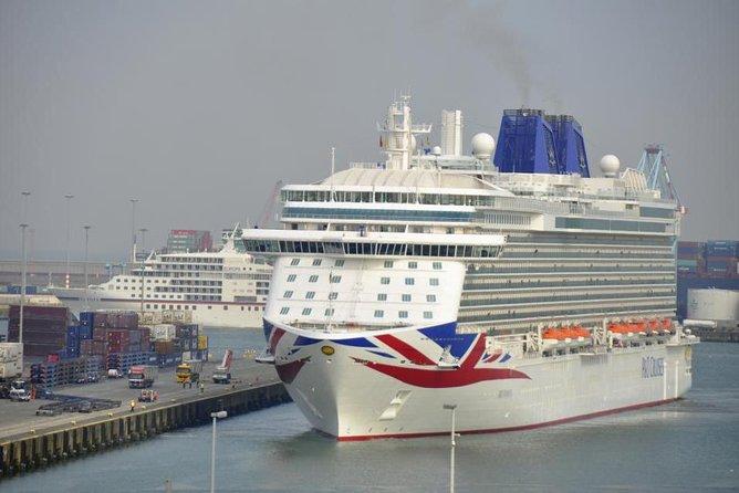 Cruise Ships Passengers Zeebrugge (Bruges)