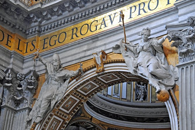 Vatican Museums, Sistine Chapel and St.Peter's Basilica - Small Group Tour