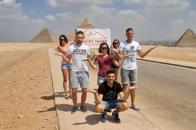 Private Cairo Tour From Marsa Alaam By Flight