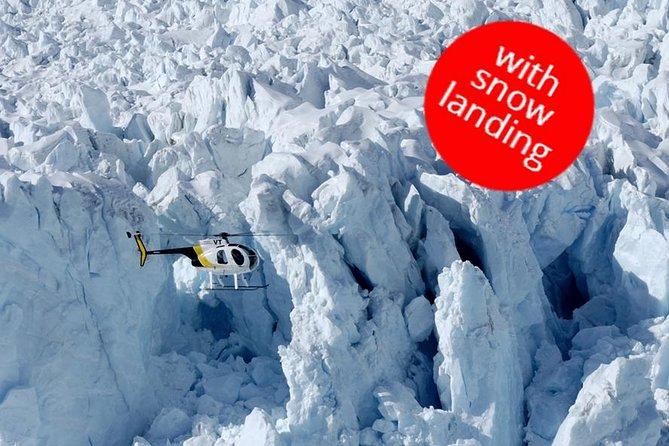 Franz Josef Glacier helicopter tour